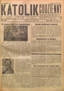 Katolik Codzienny, 1930, R. 33, Nr. 26