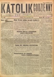 Katolik Codzienny, 1930, R. 33, Nr. 85