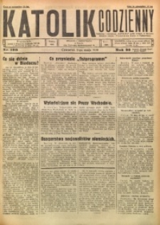 Katolik Codzienny, 1930, R. 33, Nr. 100