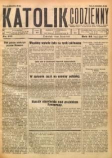 Katolik Codzienny, 1930, R. 33, Nr. 157