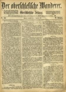 Der Oberschlesische Wanderer, 1897, Jg. 70, Nr. 210