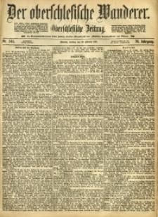 Der Oberschlesische Wanderer, 1897, Jg. 70, Nr. 245