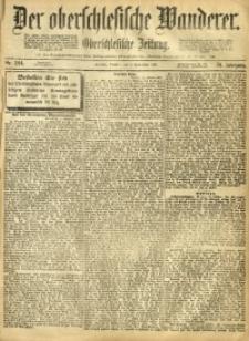 Der Oberschlesische Wanderer, 1897, Jg. 70, Nr. 254