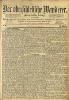 Der Oberschlesische Wanderer, 1900, Jg. 73, Nr. 89