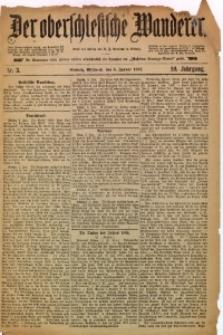 Der Oberschlesische Wanderer, 1887, Jg. 59, Nr. 3