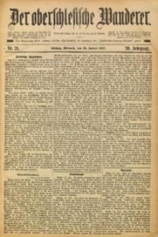 Der Oberschlesische Wanderer, 1887, Jg. 59, Nr. 21