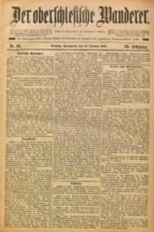 Der Oberschlesische Wanderer, 1887, Jg. 59, Nr. 36