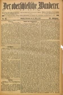 Der Oberschlesische Wanderer, 1887, Jg. 59, Nr. 63