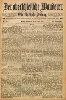 Der Oberschlesische Wanderer, 1887, Jg. 60, Nr. 94