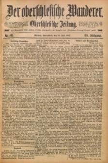 Der Oberschlesische Wanderer, 1887, Jg. 60, Nr. 161