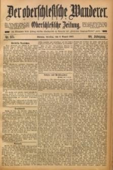 Der Oberschlesische Wanderer, 1887, Jg. 60, Nr. 175