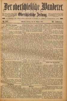 Der Oberschlesische Wanderer, 1887, Jg. 60, Nr. 184