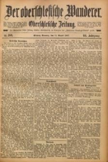 Der Oberschlesische Wanderer, 1887, Jg. 60, Nr. 186