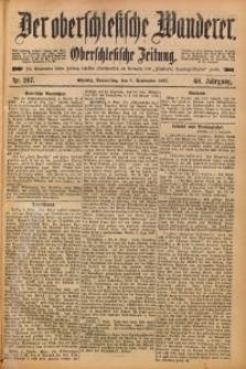 Der Oberschlesische Wanderer, 1887, Jg. 60, Nr. 207