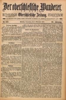 Der Oberschlesische Wanderer, 1887, Jg. 60, Nr. 254