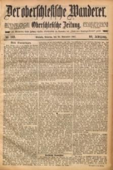 Der Oberschlesische Wanderer, 1887, Jg. 59, Nr. 269