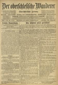 Der Oberschlesische Wanderer, 1912, Jg. 85, Nr. 10