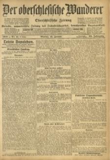Der Oberschlesische Wanderer, 1912, Jg. 85, Nr. 11