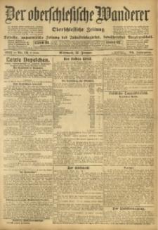 Der Oberschlesische Wanderer, 1912, Jg. 85, Nr. 13