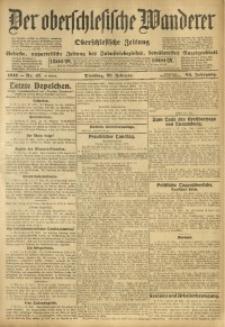 Der Oberschlesische Wanderer, 1912, Jg. 85, Nr. 47