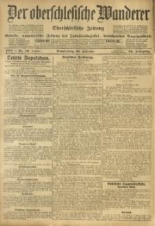 Der Oberschlesische Wanderer, 1912, Jg. 85, Nr. 49