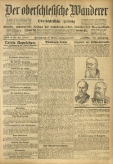 Der Oberschlesische Wanderer, 1912, Jg. 85, Nr. 57