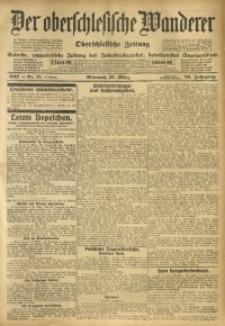 Der Oberschlesische Wanderer, 1912, Jg. 85, Nr. 71