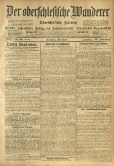 Der Oberschlesische Wanderer, 1912, Jg. 85, Nr. 92