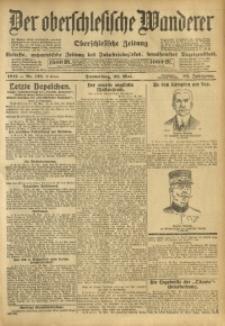 Der Oberschlesische Wanderer, 1912, Jg. 85, Nr. 122