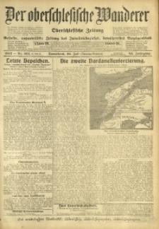 Der Oberschlesische Wanderer, 1912, Jg. 85, Nr. 164