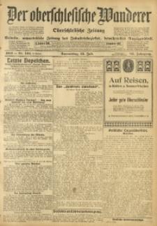 Der Oberschlesische Wanderer, 1912, Jg. 85, Nr. 168