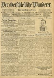 Der Oberschlesische Wanderer, 1912, Jg. 85, Nr. 177