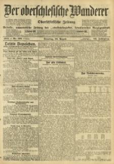 Der Oberschlesische Wanderer, 1912, Jg. 85, Nr. 190