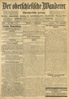 Der Oberschlesische Wanderer, 1912, Jg. 85, Nr. 201