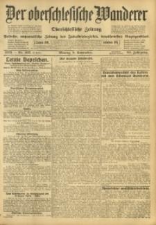 Der Oberschlesische Wanderer, 1912, Jg. 85, Nr. 207