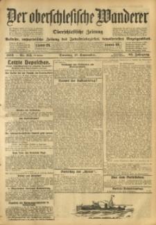 Der Oberschlesische Wanderer, 1912, Jg. 85, Nr. 214