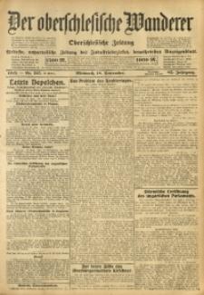 Der Oberschlesische Wanderer, 1912, Jg. 85, Nr. 215