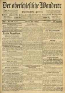 Der Oberschlesische Wanderer, 1912, Jg. 85, Nr. 249