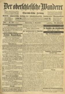 Der Oberschlesische Wanderer, 1912, Jg. 85, Nr. 257