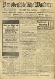 Der Oberschlesische Wanderer, 1912, Jg. 85, Nr. 265