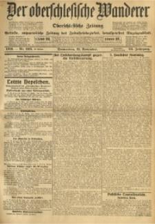 Der Oberschlesische Wanderer, 1912, Jg. 85, Nr. 268