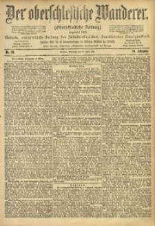 Der Oberschlesische Wanderer, 1901, Jg. 74, No. 89