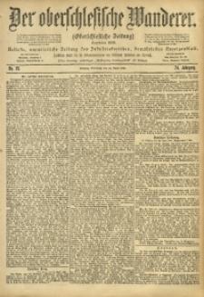 Der Oberschlesische Wanderer, 1901, Jg. 74, No. 95