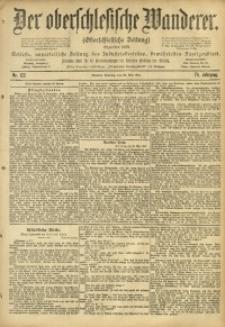 Der Oberschlesische Wanderer, 1901, Jg. 74, No. 122