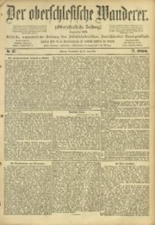 Der Oberschlesische Wanderer, 1901, Jg. 74, No. 137