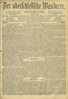 Der Oberschlesische Wanderer, 1901, Jg. 74, No. 139