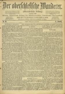 Der Oberschlesische Wanderer, 1901, Jg. 74, No. 142