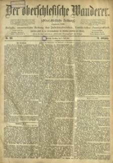 Der Oberschlesische Wanderer, 1901, Jg. 74, No. 150
