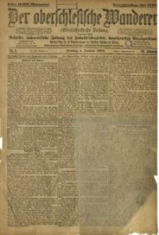 Der Oberschlesische Wanderer, 1904, Jg. 76, No. 1