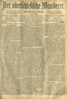 Der Oberschlesische Wanderer, 1901, Jg. 74, No. 216